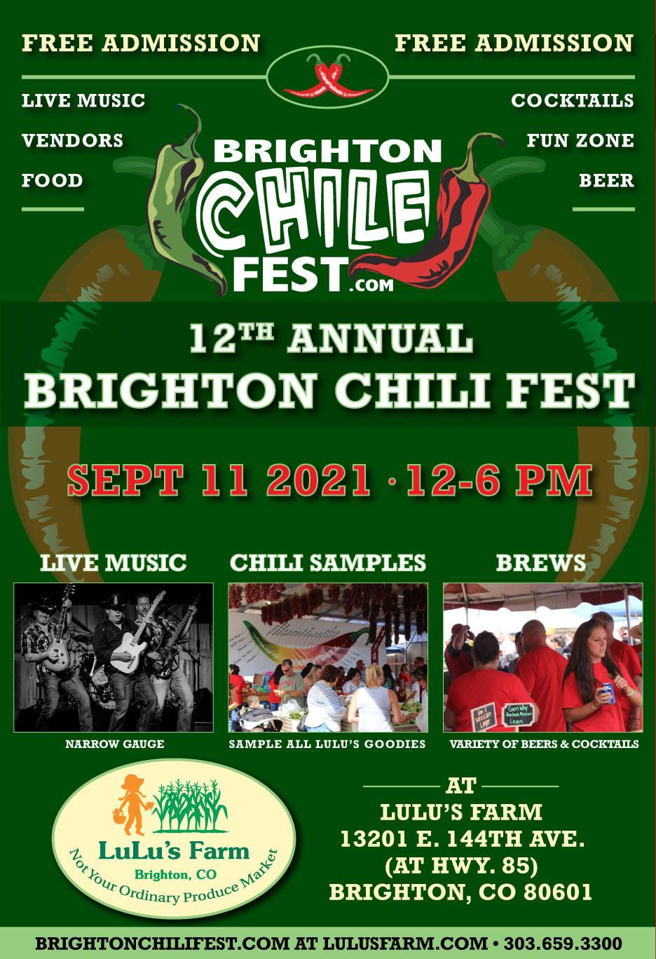 Chili Fest - Brighton